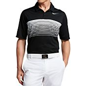Nike Men's Mobility Speed Stripe Golf Polo