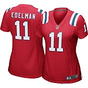 Nike Women's Alternate Game Jersey New England Patriots Julian Edelman #11