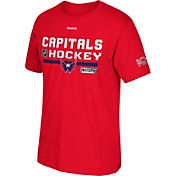 Reebok Men's 2017 NHL Stanley Cup Playoffs Washington Capitals Red T-Shirt