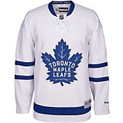 Reebok Men's Toronto Maple Leafs Premier Replica Away Blank Jersey