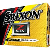 Srixon Z-STAR Tour Yellow Golf Balls