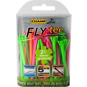 CHAMP Zarma FLYtee 2.75' Neon Mix Tees – 30-Pack