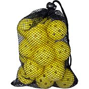 Maxfli Yellow Wiffle Balls & Mesh Bag – 18-Pack